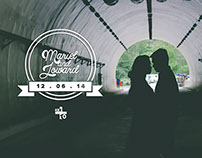 Joward and Mariel - Save the Date (Team Kee+10)