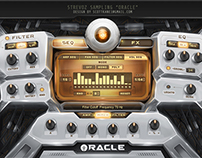 """Oracle"" Hybrid Kontakt Library, Gui Design"