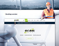 Global Energy - website