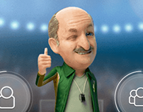 Vivo Avatar - Copa do mundo 2014