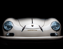 "Porsche 356 Carrera ""Königswelle"""