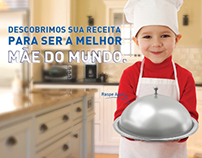 NET Endomarketing - Dia das Mães NET
