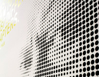 Wandgestaltung Hofmann & Voges