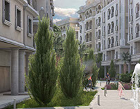 New Heliopolis Landscape