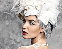 New romantic bride - Editorial