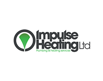 Flyer and sticker design for Impulse Heating