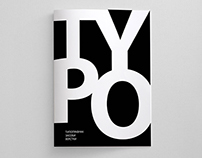 Brochure - «Typo»
