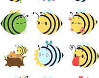 Beemoticons