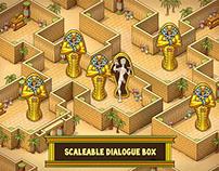 GREE Jackpot Slots Big Dig Mini Game