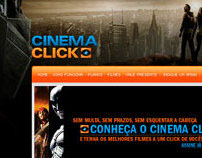 Locadora Virtual Cinema Click