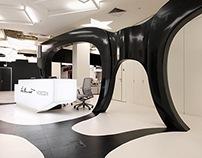 Leo Burnett Moscow office