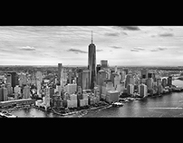 NYC Aerial Cinematics