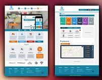 Residential Services Website Design