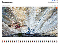 Climbing 2013, Digital Catalog