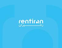Rentiran Logotype