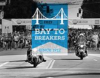 Bay to breakers San Francisco