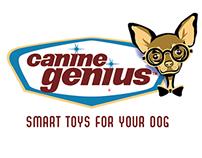 Canine Genius Custom Logo