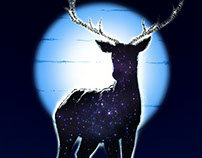 Midnight Stag