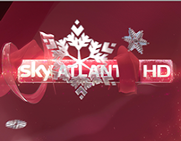 SKY Atlantic Christmas Ident