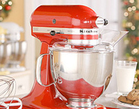 KitchenAid Online Merchandising Platform