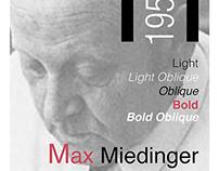 Helvetica-Type Designer Poster