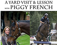 Piggy French Lesson - Email