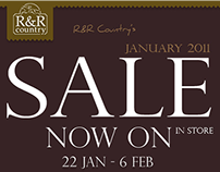 R&R Country Sale - Email