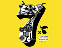 Saatchi & Saatchi Presents 7x7