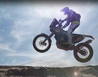 TVS Dakar 2015