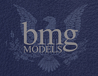 BMG Show Cards for NYFW 2013