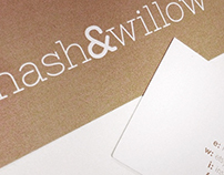 Nash & Willow Identity