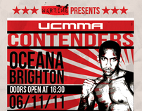 UCMMA CONTENDERS