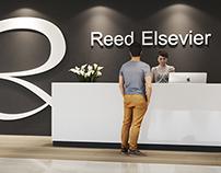 Reed Elsevier Lobby, SG