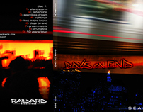 CD Booklet - Days on End - Railyard Recordings