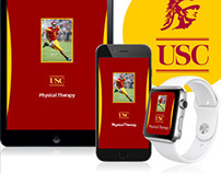 USC Physical Therapy App - Concept