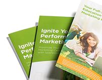 Sparkroom Marketing Materials