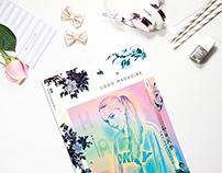 Hannah Diamond Art Direction Poster