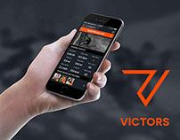 VICTORS app