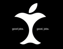 Good Jobs. Good, Jobs.