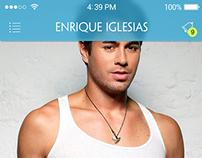 App Enrique Iglesias