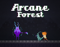 """Arcane Forest"" Indie Game"