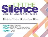 CMHA-ER Lift the Silence 2014