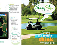 Stay Prime Golf Brochure