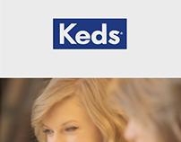 Keds Taylor Swift LED Ad