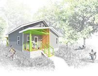 Catawba Habitat House