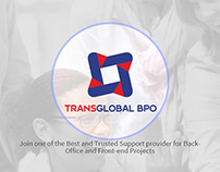 Transglobal BPO Website Design