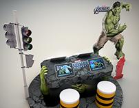 Hulk Avengers Initiative