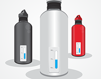 The Digital Water Bottle: Did you drink your 3 Liters?