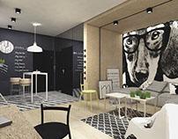 studio apartment ~