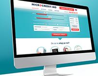 Credit Landing Page